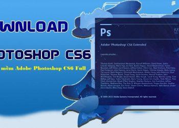 Phần Mềm Photoshop CS6 Full Key ( Miễn Phí) Mới Nhất 2021