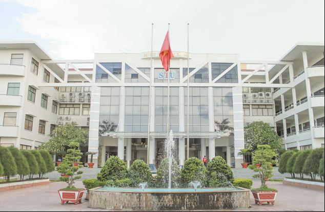 Trường Đại Học Công nghệ Sài Gòn