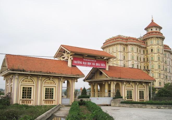 Trường Đại Học Hà Hoa Tiên