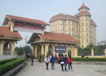 Trường Đại Học Hà Hoa Tiên tuyển sinh 2021