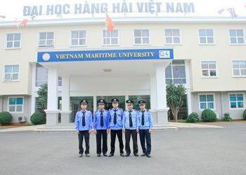 Trường Đại Học Hàng Hải Việt Nam tuyển sinh 2021