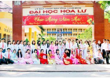Trường Đại Học Hoa Lư: Tuyển sinh, học phí 2021(DNB)