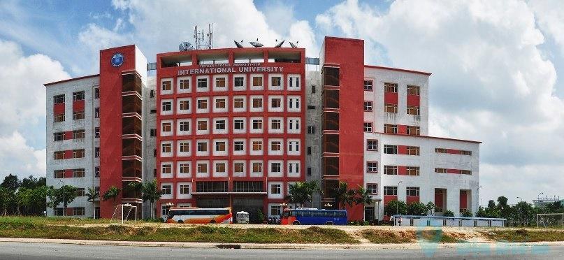 Trường Đại Học Quốc tế - Đại Học Quốc Gia Hồ Chí Minh