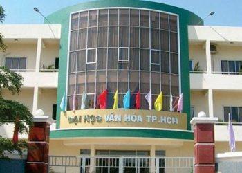 Trường đại học văn hóa TP.HCM Điểm chuẩn, học phí 2021