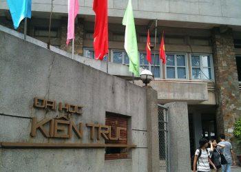 Tuyển sinh Đại học Kiến trúc Thành phố Hồ Chí Minh năm 2021