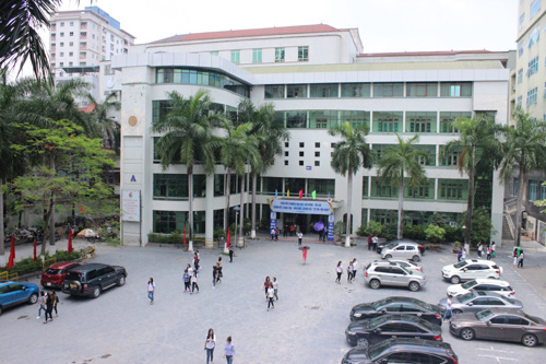 Đại học Lao động xã hội - Cơ sở II