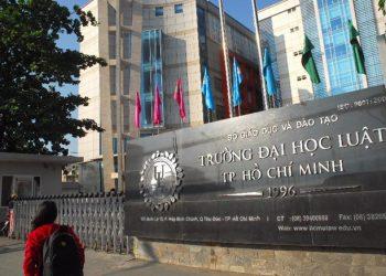 Tuyển sinh Đại học Luật TP.HCM năm 2021