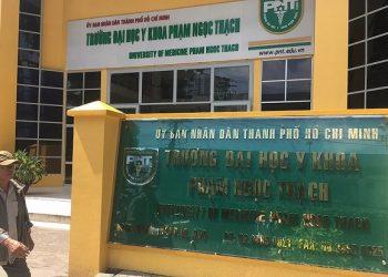 Tuyển sinh trường Đại học Y khoa Phạm Ngọc Thạch năm 2021