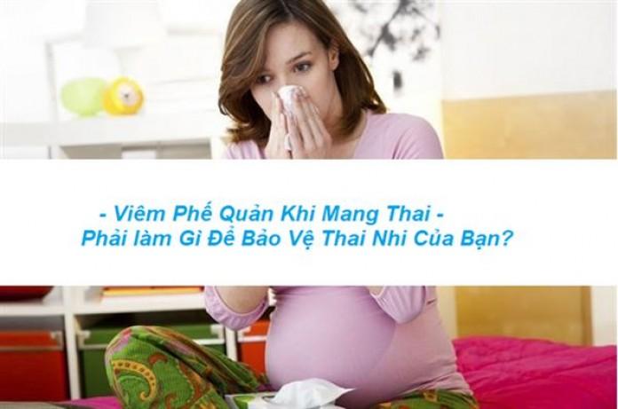 Viêm phổi trong thai kỳ