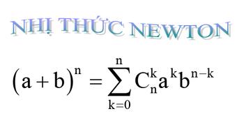 Định lý nhị thức dễ hiểu ai cũng học được