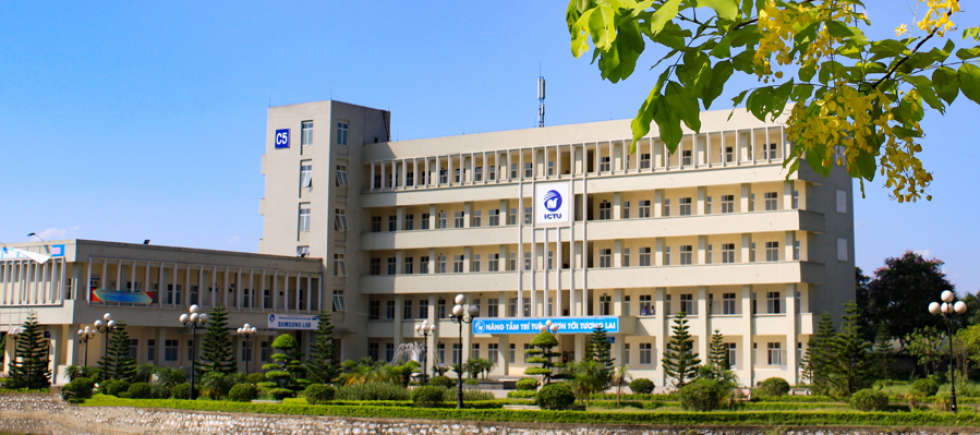 Đại học Công nghệ Thông tin và Truyền thông