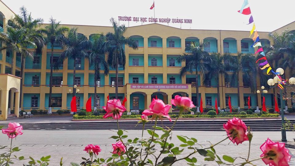 đại học công nghiệp Quảng Ninh