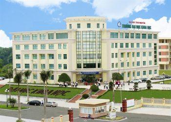 Tuyển sinh Đại học Khoa học – đại học Thái Nguyên năm 2021