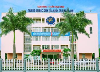 Đại học kinh tế – Quản trị kinh doanh – Đại học Thái Nguyên tuyển sinh 2021