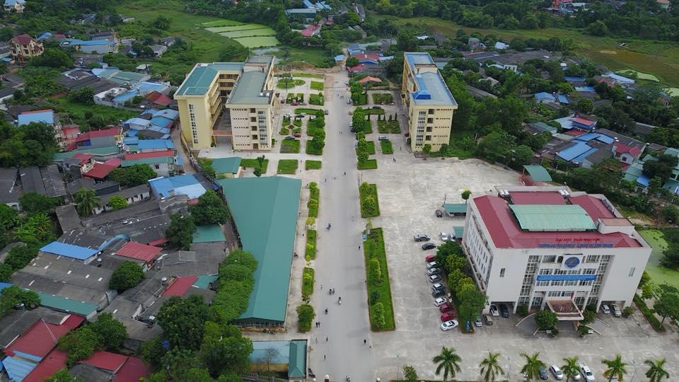 Đại học kinh tế - Quản trị kinh doanh - Đại học Thái Nguyên