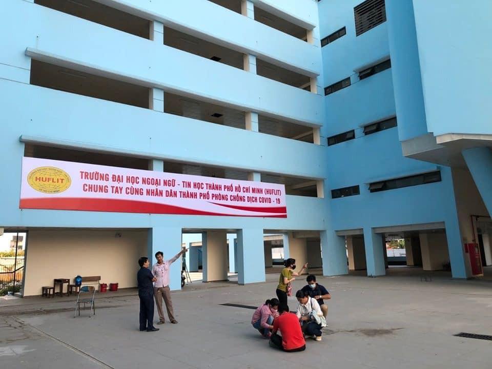 Đại học Ngoại ngữ Tin học
