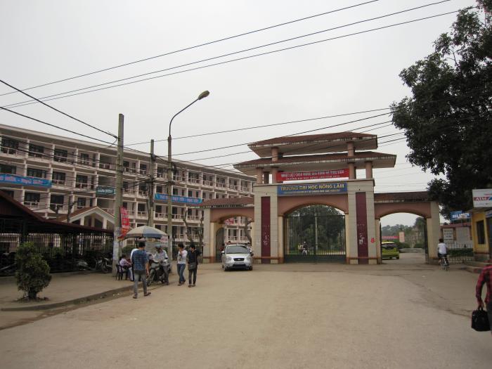 Đại học Nông Lâm