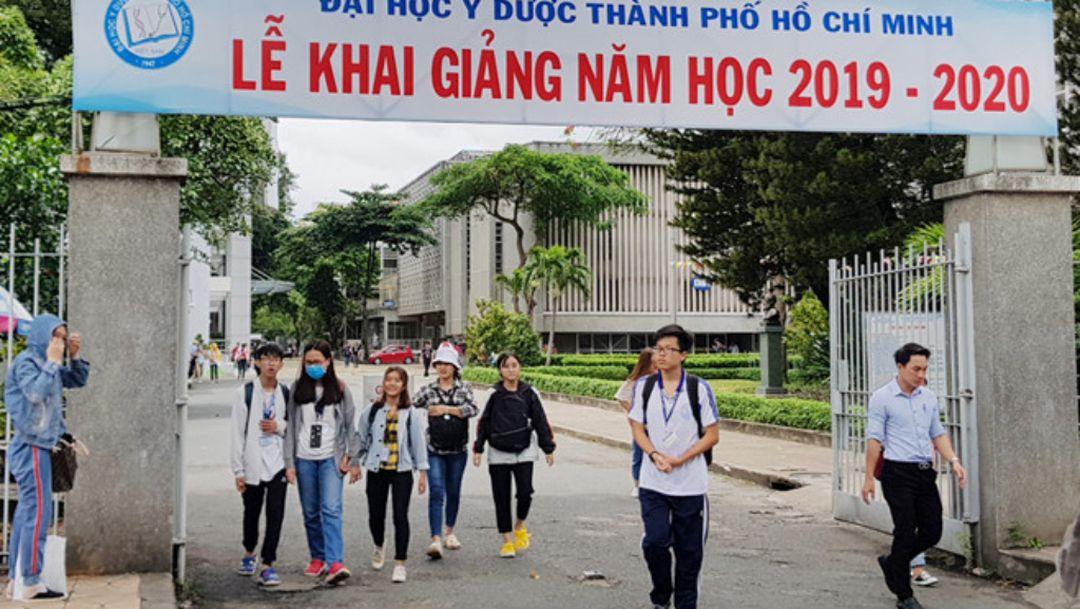 Đại học Y Dược TP.HCM