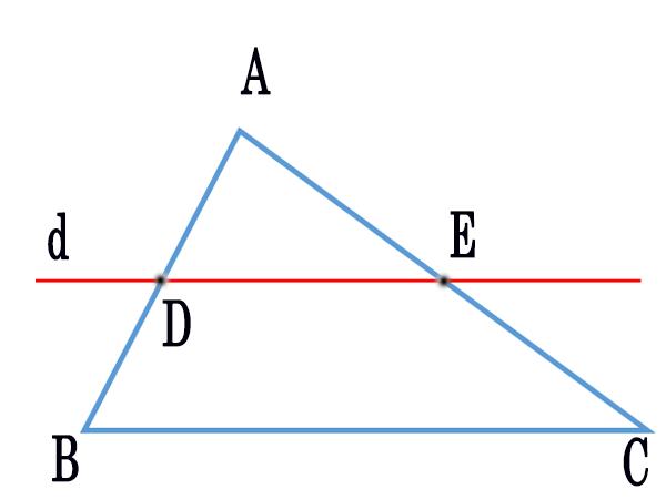 Định lý Thales (định lý talet)
