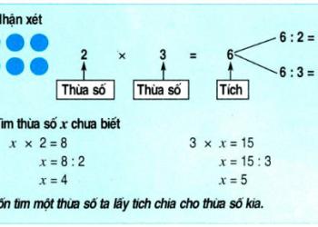 Hướng dẫn định lý nhân tố đơn giản, dễ hiểu nhất
