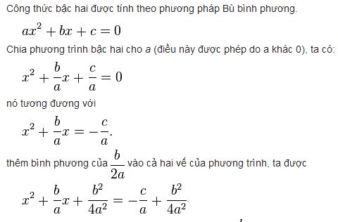 Giải phương trình