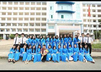 Tuyển sinh học viện hàng không Việt Nam năm 2021