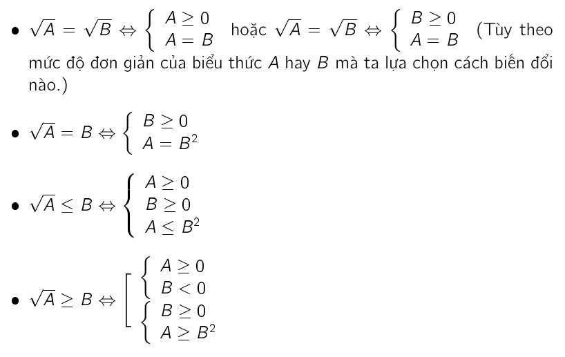 Làm thế nào để giải bất phương trình bậc hai?