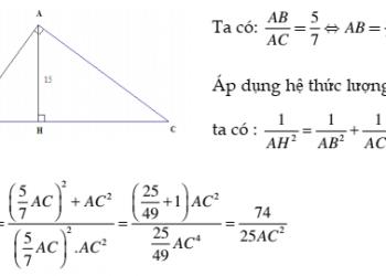 Cách nhận ra tam thức vuông hoàn hảo siêu nhanh