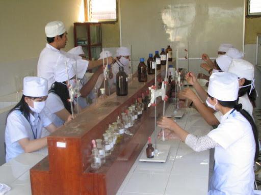 cao đẳng Y tế Bình Định