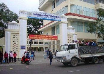 Tuyển sinh trường cao đẳng y tế Bình Định năm 2021