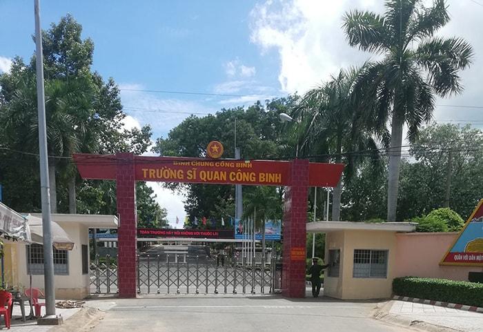 Trường Sĩ quan Công binh
