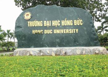 Tuyển sinh đại học Hồng Đức năm 2021