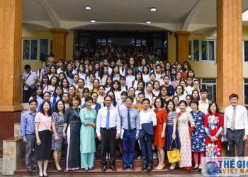 Học viện ngoại giao Điểm chuẩn, học phí 2021(HQT)