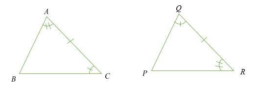 Angle - Side - Angle