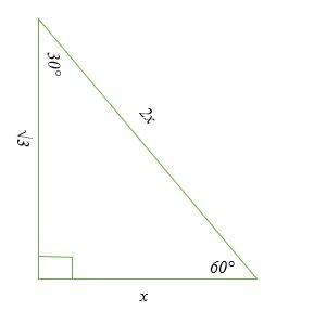 Tam giác 30-60-90 là gì?