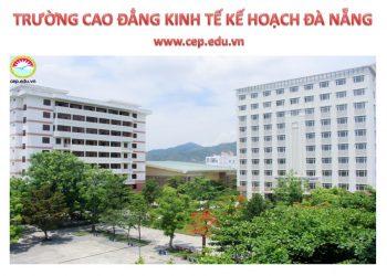 Tuyển sinh Cao đẳng Kinh tế Kế hoạch Đà Nẵng năm 2021