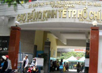 Tuyển sinh Cao đẳng kinh tế thành phố Hồ Chí Minh năm 2021