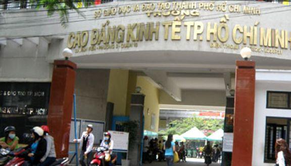 Cao đẳng kinh tế thành phố Hồ Chí Minh