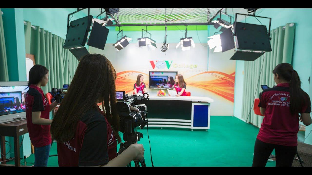 Cao đẳng Phát thanh truyền hình II