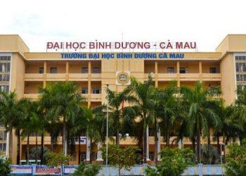 Tuyển sinh của trường Đại Học Bình Dương Năm 2021
