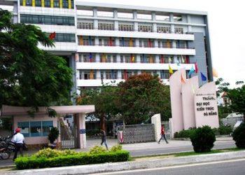 Tuyển sinh đại học kiến trúc Đà Nẵng Năm 2021