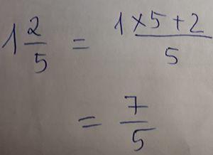 Làm thế nào để chuyển đổi thập phân thành phân số?