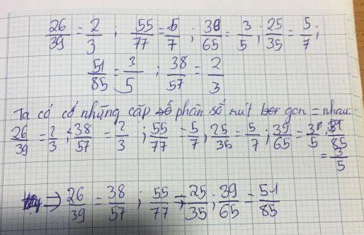 Làm thế nào để đơn giản hóa phân số?