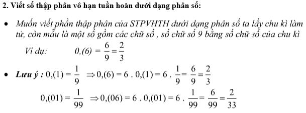 Làm thế nào để Tìm đối số của các số thập phân?