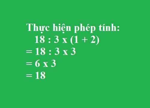 Phép cộng bằng cách sử dụng dãy số