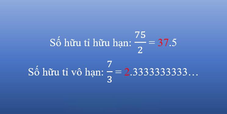 Số nguyên là gì?