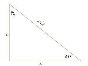 Tam giác phải Đặc biệt là gì?