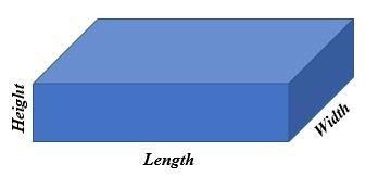 Làm thế nào để Tìm thể tích của một lăng trụ hình chữ nhật?