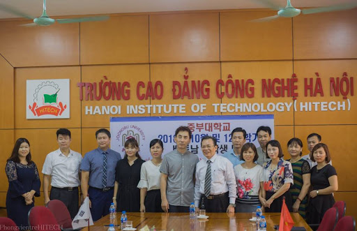 Cao đẳng Công nghệ Hà Nội