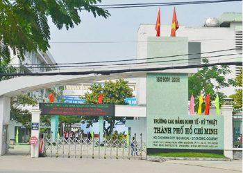 Tuyển sinh trường Cao đẳng Kinh tế – công nghiệp thành phố Hồ Chí Minh năm 2021